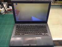Sony Vaio - 13 Inch, i7-2640M 2.80GHz, 4GB RAM, AMD Radeon HD 6470M, Windows 8.1 Pro