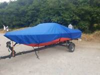 14 to 16ft speedboat cover
