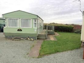 Amazing deal static caravan for sale ocean edge holiday park 12 month season pet friendly