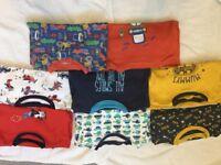 8x boys pyjama sets