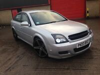 VAUXHALL VECTRA 2.2 DTI SRI DIESEL EXCELLENT FUEL AND WELL EQUIPPED LOW MILEAGE MODIFED