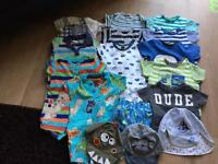 Baby Boy Summer Bundle Size 3-6 months