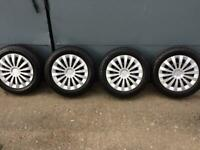"Mini 15"" Winter Tyres/Wheels New. R50 R53 R56etc"