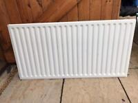 2 internal central heating radiators
