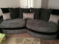 Large Olivia snuggle sofa