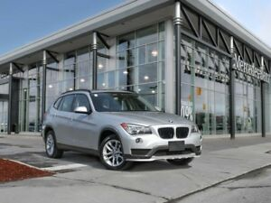 2015 BMW X1 Power all AWD Voice Comand