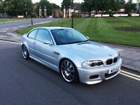 2002 BMW M3 COUPE MINT CAR PRIVATE PLATE LOWERED MANUAL SILVER E46 GREAT EXAMPLE VERY CLEAN CAR