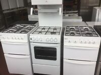 As new gas cookers