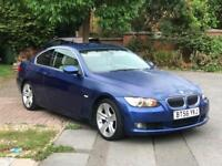56 / 2007 Bmw 325i Se Auto Coupe Only Done 84K Milage