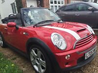 MINI COOPER S CONVERTIBLE JCW BODYKIT LOW MILES!!