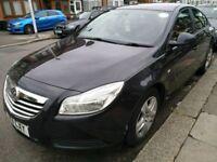 Vauxhall Insignia 2.0 CDTi EcoFlex Diesel Manual Black PCO Licenced