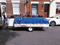 Conway rio dl trailer tent