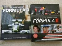 Formula 1 books