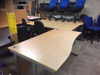 ***Quality Desks, chairs, and various office furniture available NOW at great prices***