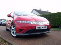 Sep 2007 Honda Civic TYPE-S *CHEAP CAR!!!!*