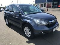 2007 Honda CR-V Sport 2.2 cdti , mot -March 2019 , full history 10 stamps ,rav4,x5,x3,crv,x-trail