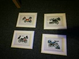 Classic Motorcycle Pictures