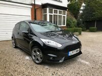 2017 Ford Fiesta 1.6 EcoBoost ST-3 3dr