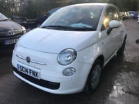 2014 Fiat 500 AUTOMATIC =1242cc - 70 BHP - £20 Year Road Tax