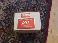 Xotic effects B.B. Plus Preamp drive pedal