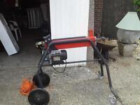 Electric Log Splitter