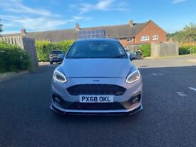 image for Ford FIESTA ST2 2018 performance