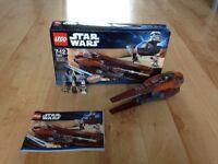 LEGO Star Wars 7959 Genosian Starfighter