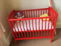 Red cot