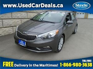 2014 Kia Forte 1.8L LX Fully Equipped Htd Seats