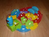 Toot Toot drivers track with traffic lights