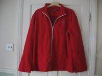Image waterproof jacket ,with hood inside size XL