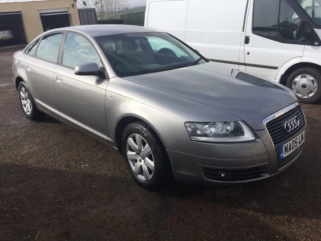 audi a6 saloon 2 7 v6 2005 50 000 genuine miles in. Black Bedroom Furniture Sets. Home Design Ideas