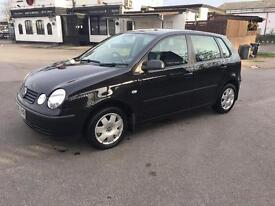 VW polo twist 1.2 petrol 2005 model black