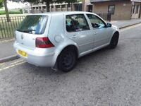 1.9 VW GOLF Diesel,5 months mot timing blet been changed electric windows cd player, drives good