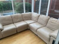 7 Seater Corner Sofa LIKE BRAND NEW