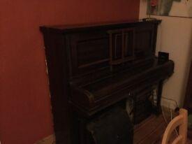 Upright piano needs tuning