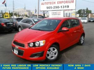 2013 Chevrolet Sonic LS Auto Air All Power&ABS*