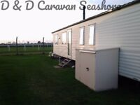 caravan for hire Haven Seashore Great Yarmouth