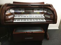 Preowned Lowrey Symphony Organ