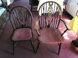 Dining Chairs (read description)