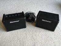 Blackstar Fly 3 mini amp with Fender jack