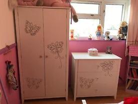 Girls bedroom furniture Next