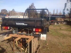 Toyota Land Cruiser genuine steel tray Walcha Walcha Area Preview