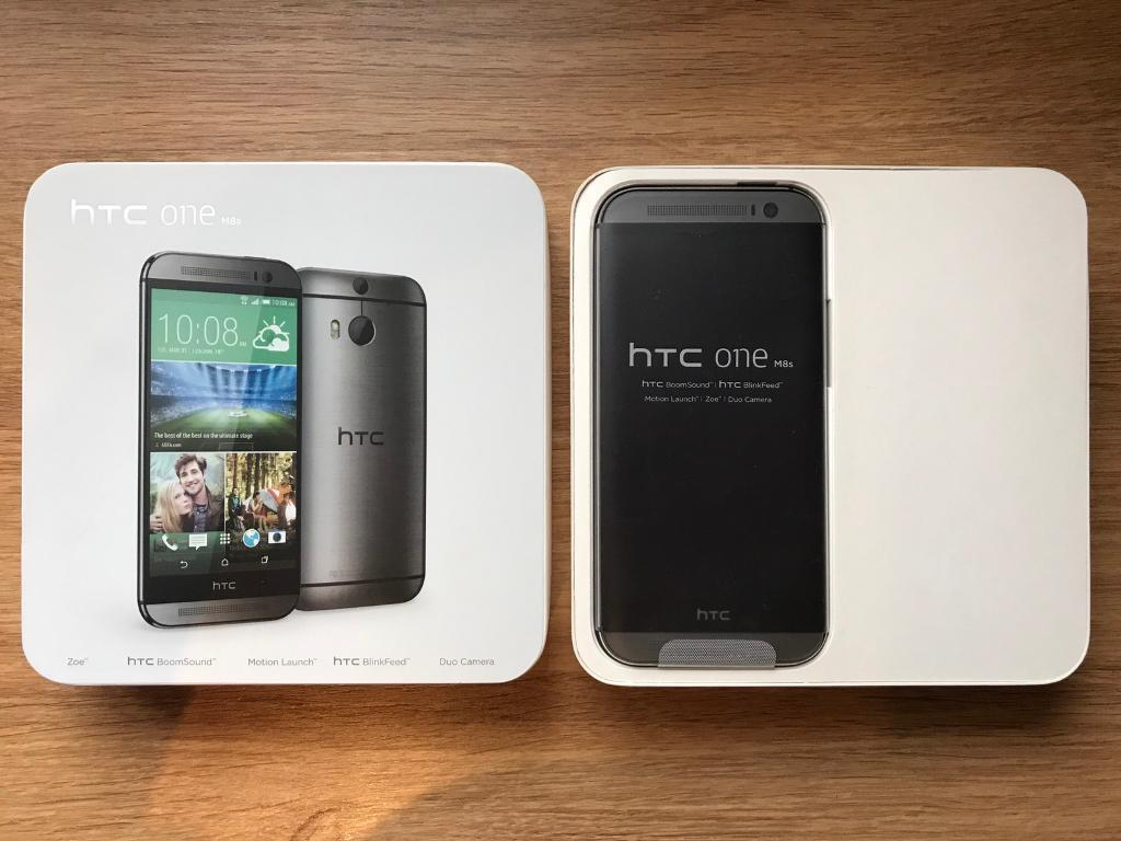 HTC One M8 s 16GB GrayUsedScreen Immaculatein East Kilbride, GlasgowGumtree - Used Mobile Phone on EE so not sure if locked or not. Screen immaculate but there are very minor marks on the back casing. Comes with original box and charger. Collection Only