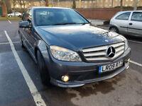 Mercedes C220 CDI Sport AMG 170BHP