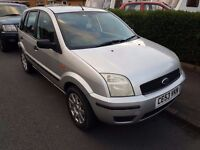 FORD FUSION 1.4 6 MONTHS MOT