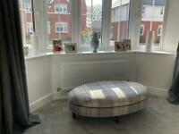 Beautiful footstool reduced!