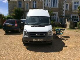 FORD TRANSIT CAMPER VAN REDUCED £££