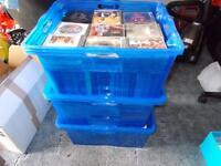 3 Kisten voller CDs (Sammlung) Berlin - Charlottenburg Vorschau