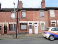 2 bedroom house in Berdmore Street, Fenton, Stoke on Trent, ST4 3HB